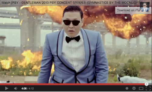 Do billions of YouTube views of Gangnam Style translate to millions for Psy?