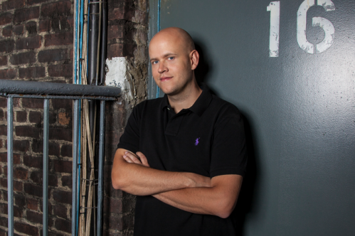 Daniel Ek will surely be in the thick of things in 2015.