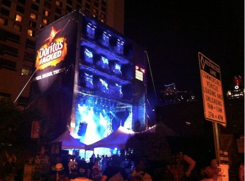 Sure, the Doritos stage is gone. But SXSW still faces a number of serious issues.